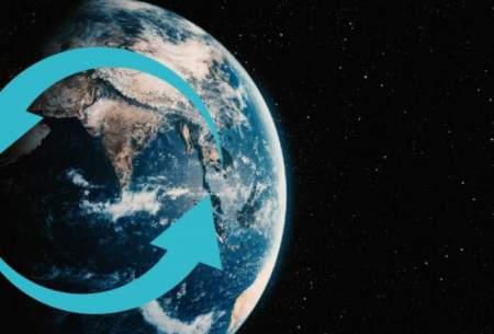 زمین ۸۴ میلیون سال قبل کج و صاف شده است
