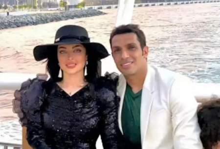 جشن تولد لاکچری سپهر حیدری در دبی