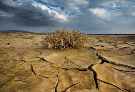 خشکسالی زلزله خاموش است