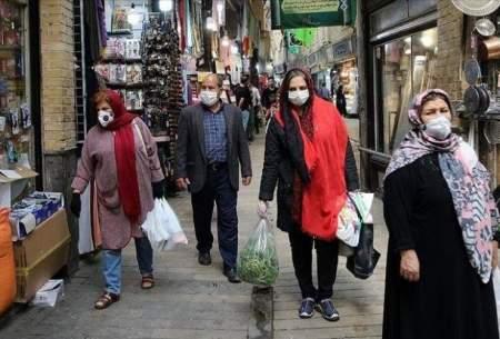 به جز ۳شهر،بقیه شهرهای تهران نارنجی هستند