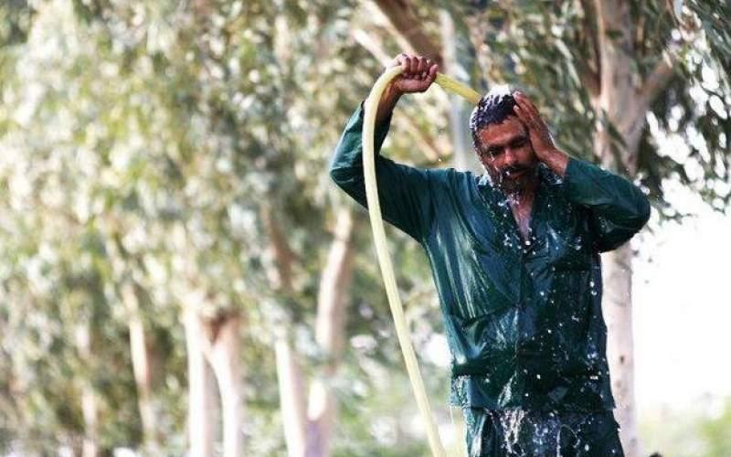 تداوم دمای بالاتر از ۴۹ درجه در خوزستان