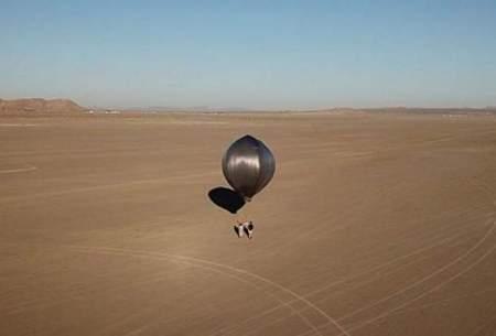 تشخیص زمینلرزه از هوا با بالونهای ناسا