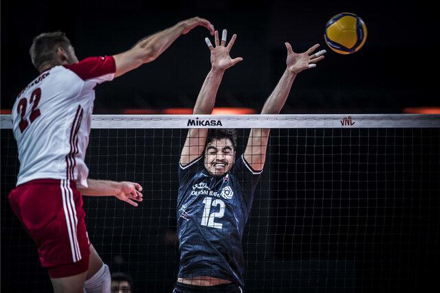 تداوم شکستهای تیم ملی والیبال ایران در ایتالیا