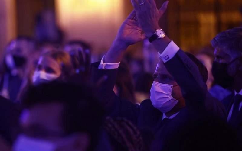 برگزاری جشن سالانه موسیقی با حضور مکرون