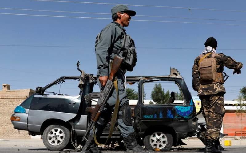 گروههای قومی افغانستان ارتش تشكیل میدهند