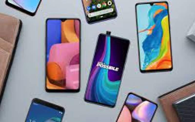 قیمت انواع گوشیهای ۱ تا ۳ میلیون تومانی
