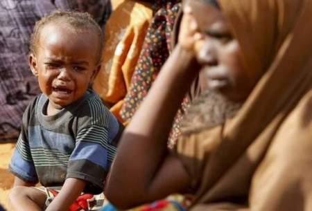 ۶۹۰ میلیون نفر هر شب گرسنه میخوابند