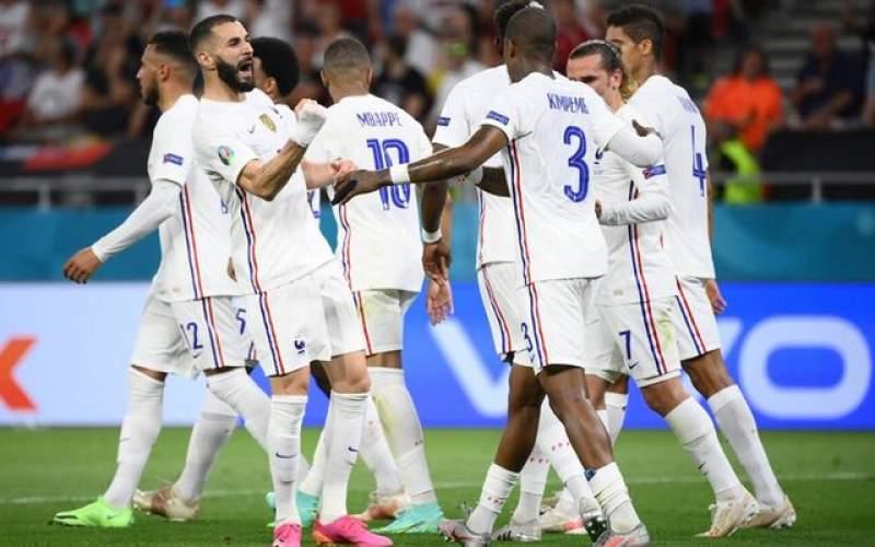 گلزنی بنزما در تیم ملی فرانسه بعد از ۵ سال