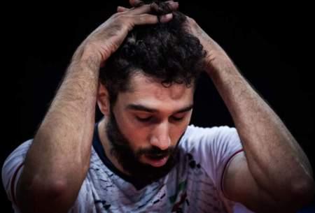 سقوط آزاد تیم ملی والیبال  در رنکینگ جهانی
