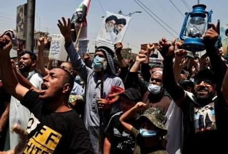 بحران قطع برق سراسری در عراق