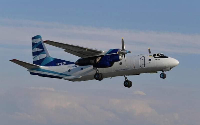 هواپیمای روسیه با ۲۸ سرنشین ناپدید شد