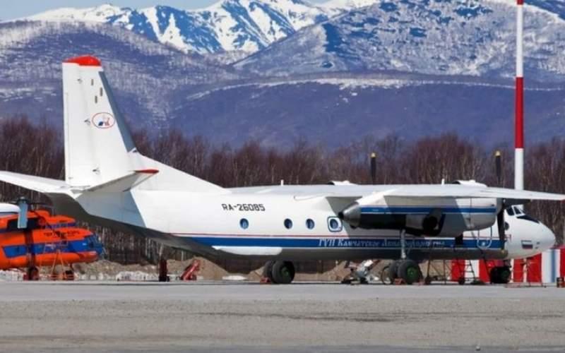 سقوط  یک هواپیمای روسی با ۲۸  کشته