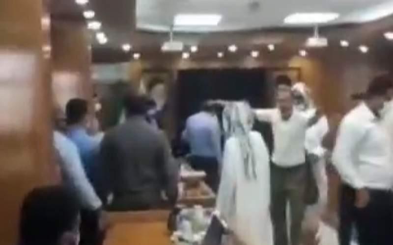 اعتراض تندخوزستانیها به بیآبی:ما تشنهایم