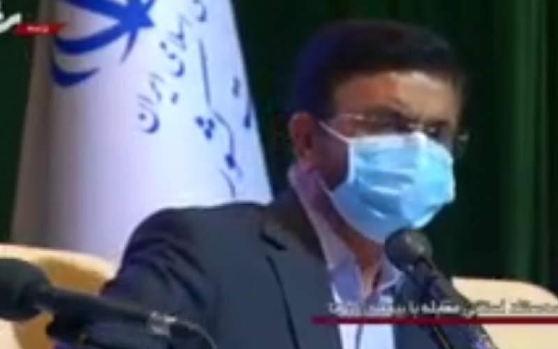 اظهارات حیرتانگیز وزیر بهداشت دربرنامه زنده