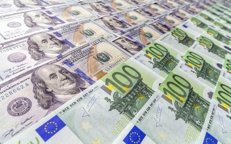 قیمت دلار و پوند امروز 25 تیر 1400/جدول