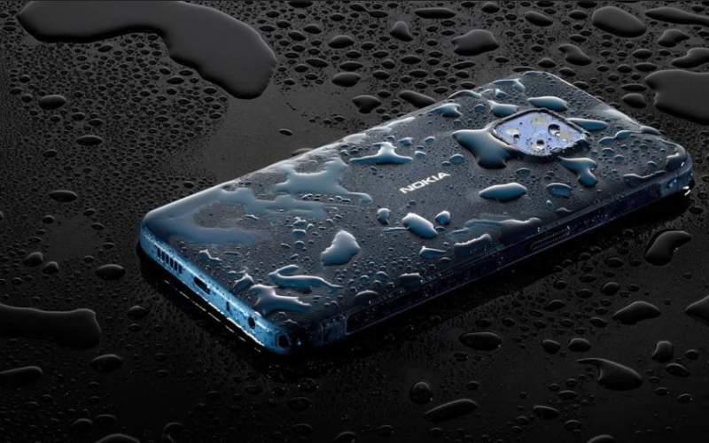 گوشی جدید نوکیا با طراحی سنگی تولید میشود