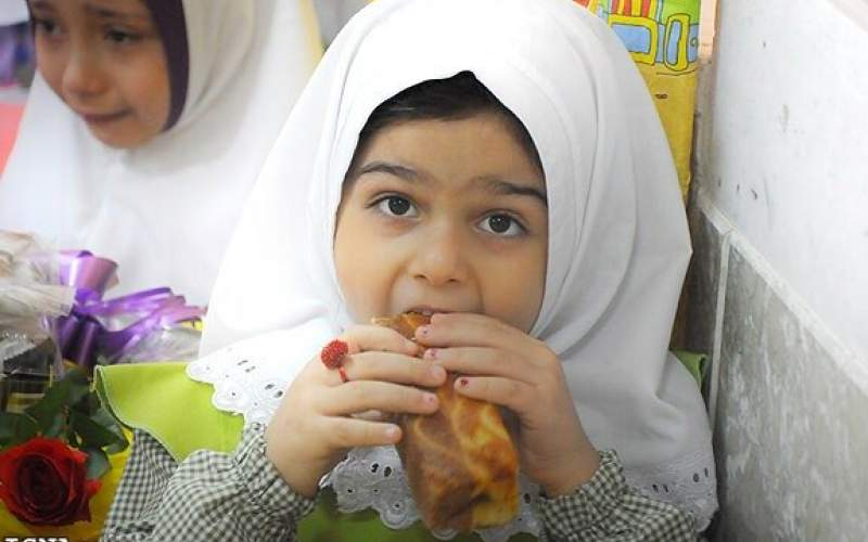 سواد غذایی پایین در کودکان دبستانی