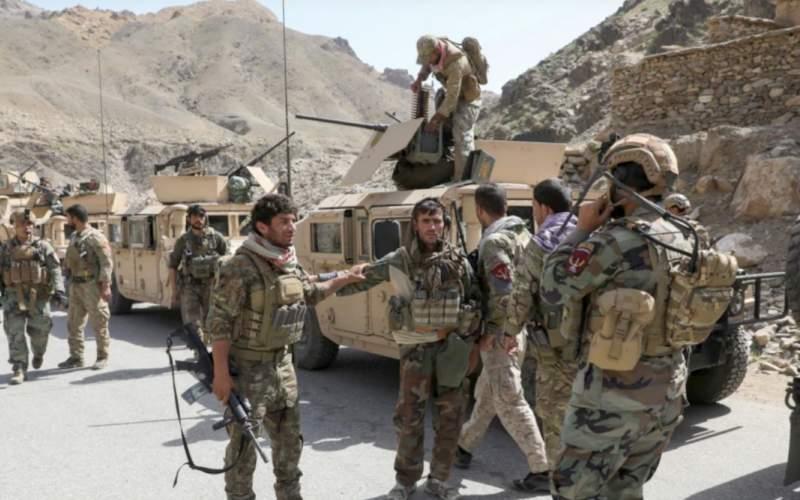 ۱۷ شهرستان از اشغال تروریستهای طالبان آزاد شد