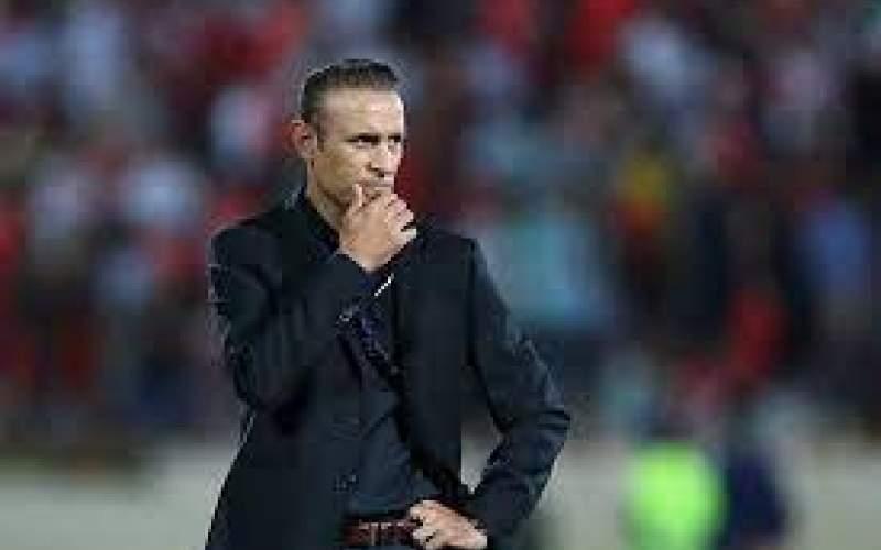 یحیی گلمحمدی یک جلسه محروم شد