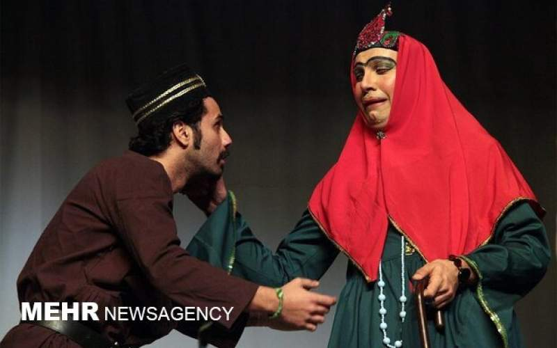 «پری» و موفقیت در تئاتر