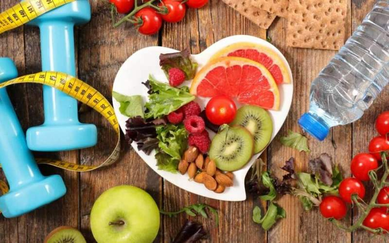 برنامه غذایی هفتروزه برای لاغری سریع