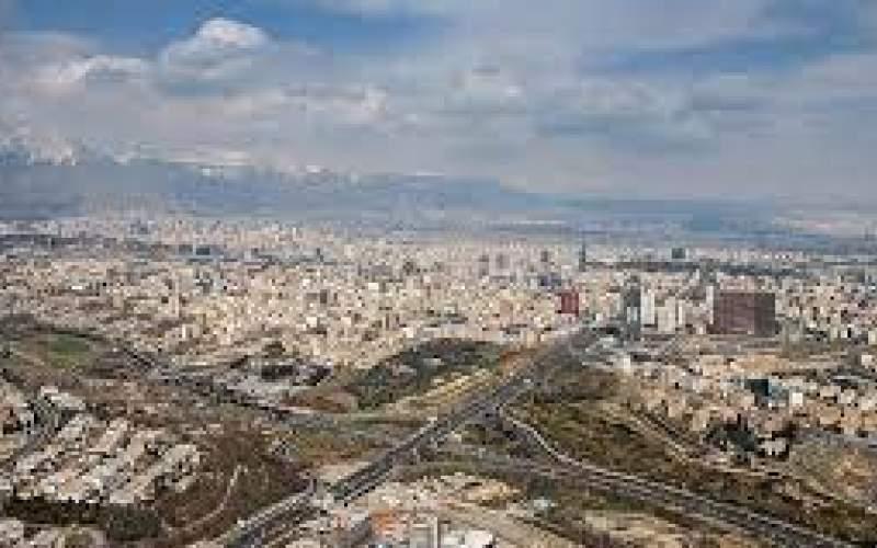 کیفیت هوای پایتخت «قابل قبول» است