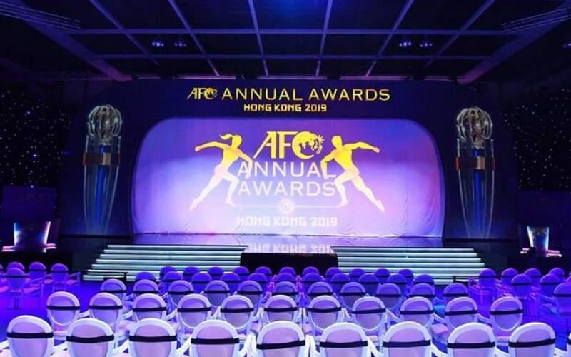لغو مراسم برترینهای سال ۲۰۲۱ فوتبال آسیا