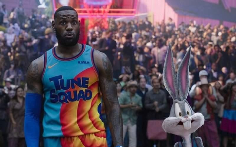 فیلم بسکتبالی «بیوه سیاه» را شکست داد