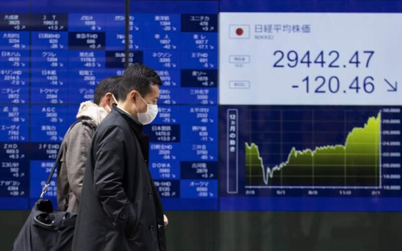 شاخصهای سهام آسیا اقیانوسیه افت کردند