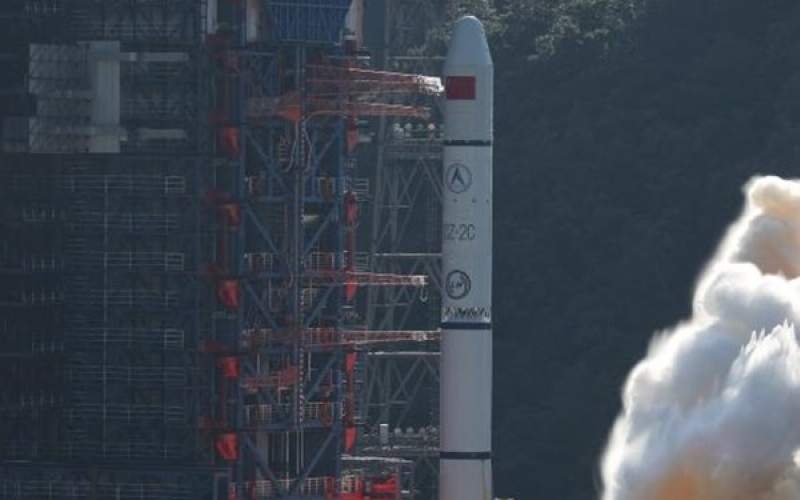 گروه ماهوارههای سنجش از دور به فضا رفتند