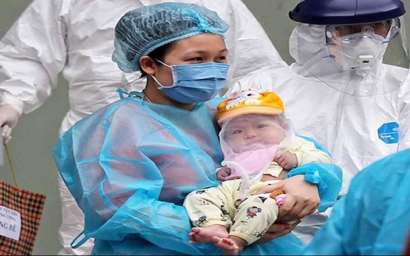نوزادان هم از ویروس کرونا در امان نیستند