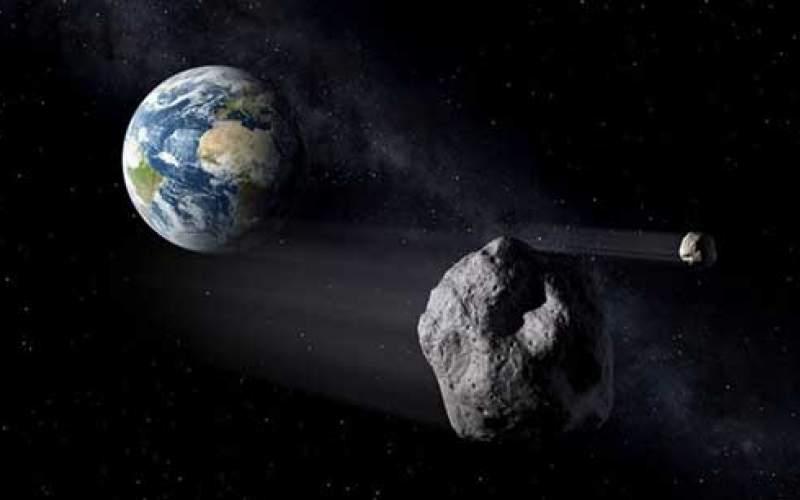 سیارکی با قطر ۲۲۰ متر از کنار زمین میگذرد