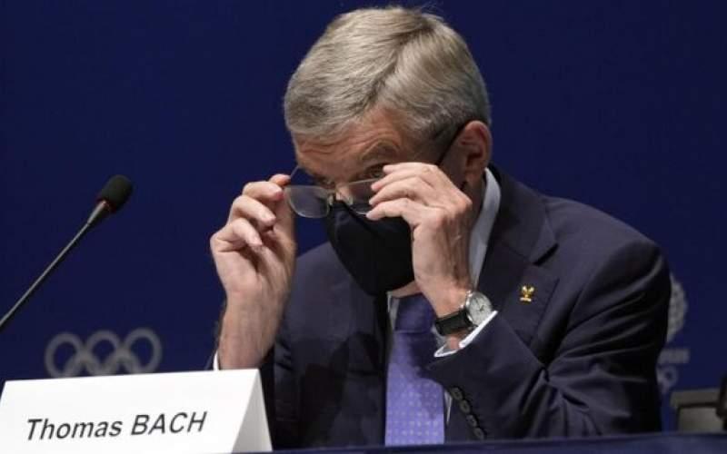باخ: راحتترین تصمیم ممکن لغو المپیک بود