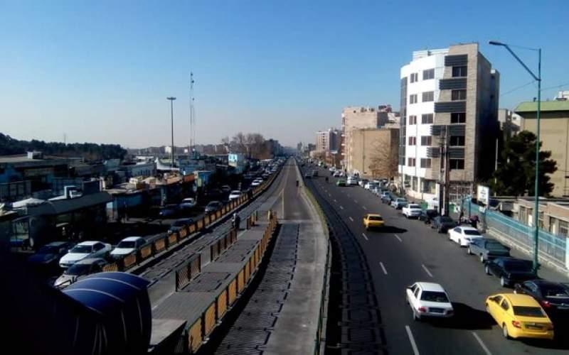 کیفیت هوای تهران در محدوده قابل قبول دارد