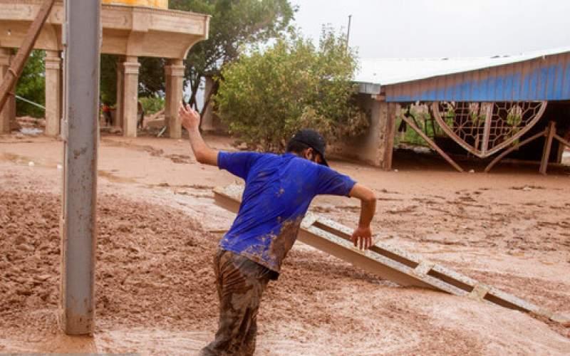 وضعیت امدادرسانی در ۱۵ استان درگیر سیل