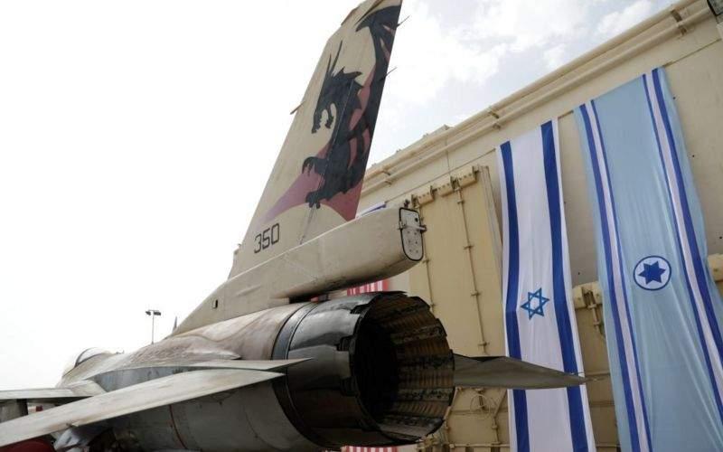 حمله اسراییل به اهدافی در سوریه
