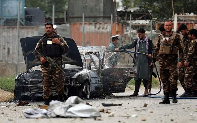 شلیك راکت به ارگ ریاست جمهوری افغانستان