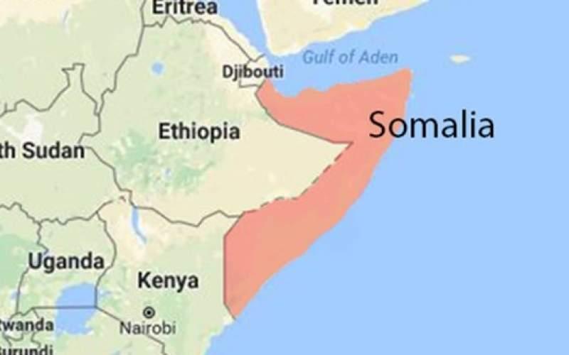 حمله هوایی آمریکا علیه الشباب در سومالی
