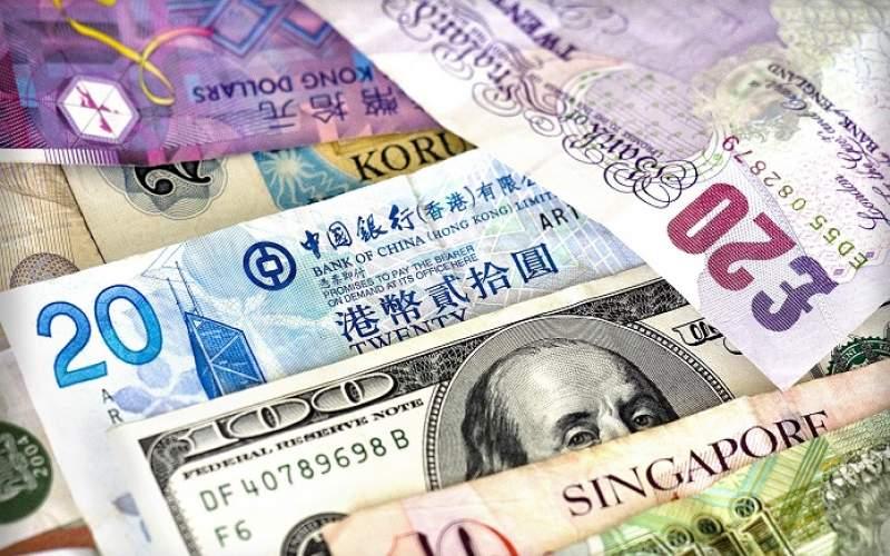 قیمت دلار و پوند امروز 30 تیر 1400/جدول