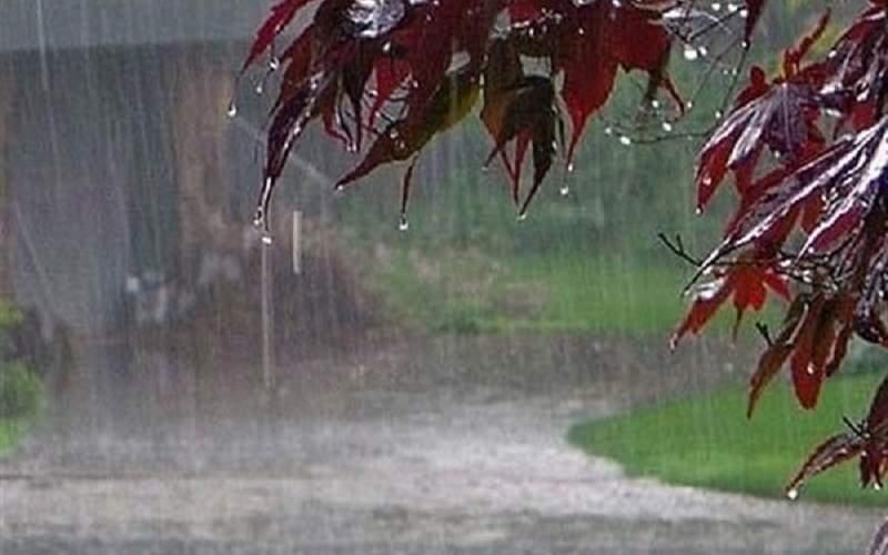 تداوم باران و وزش باد در اکثر نقاط کشور