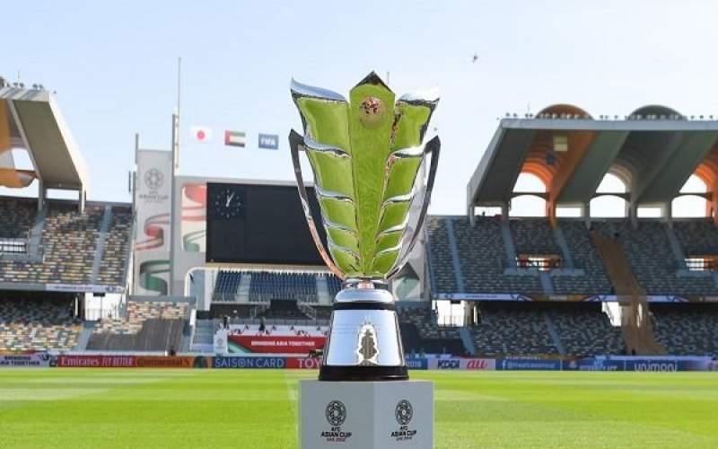 تعیین میزبان جام ملتهای آسیا به تعویق افتاد