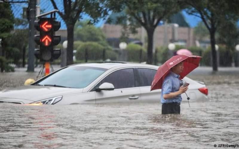بارانهایی که هر ۱۰۰۰ سال یک بار رخ میدهد