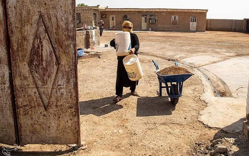 عرضه نداشتیم آب خوزستان را حفظ كنیم