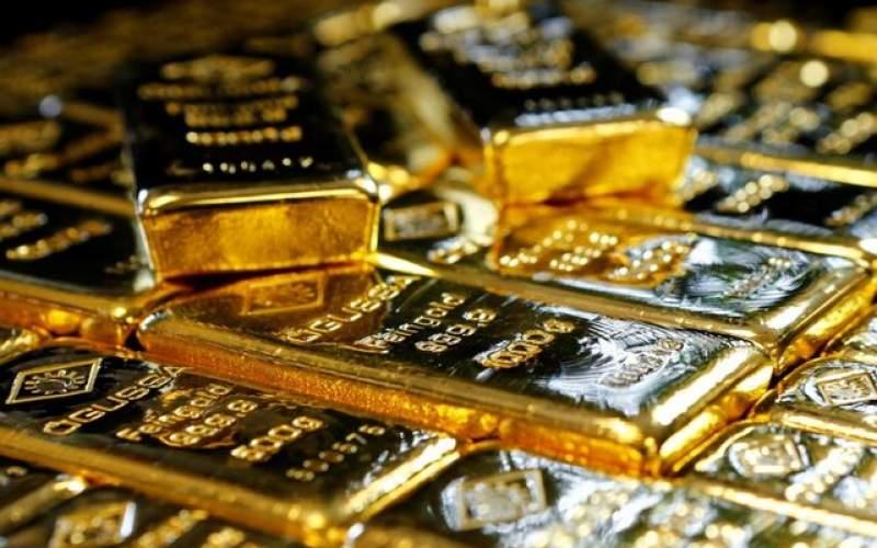 عملکرد هفتگی طلا منفی شد