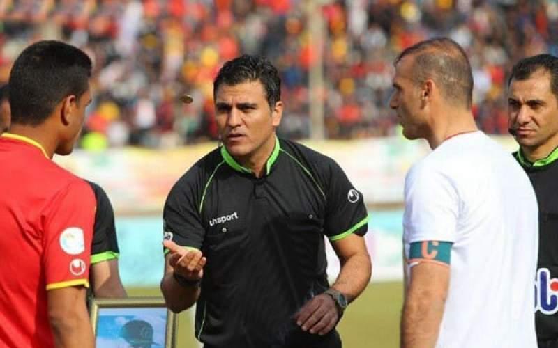 داور بازی جنجالی لیگ دسته اول رسما محروم شد