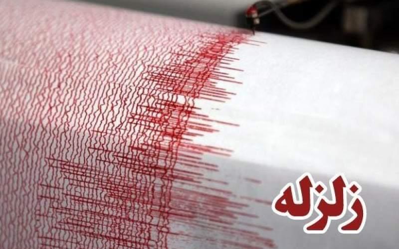 زلزله منطقه «خشت» در فارس را لرزاند