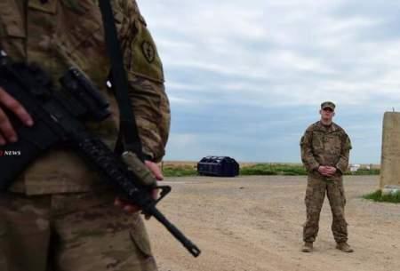 نظامیان آمریکایی عراق را ترک میکنند