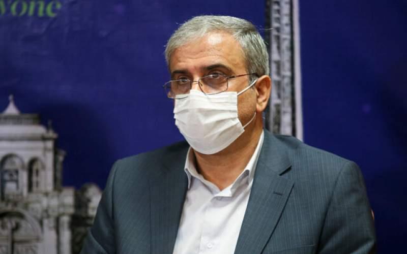 پایش ماهوارهای فروریزش زمین در تهران