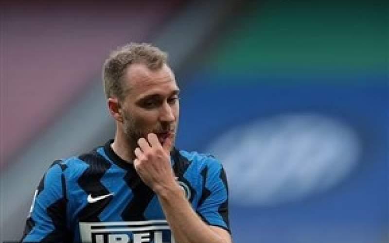 اریکسن اجازه بازگشت به فوتبال ایتالیا را ندارد