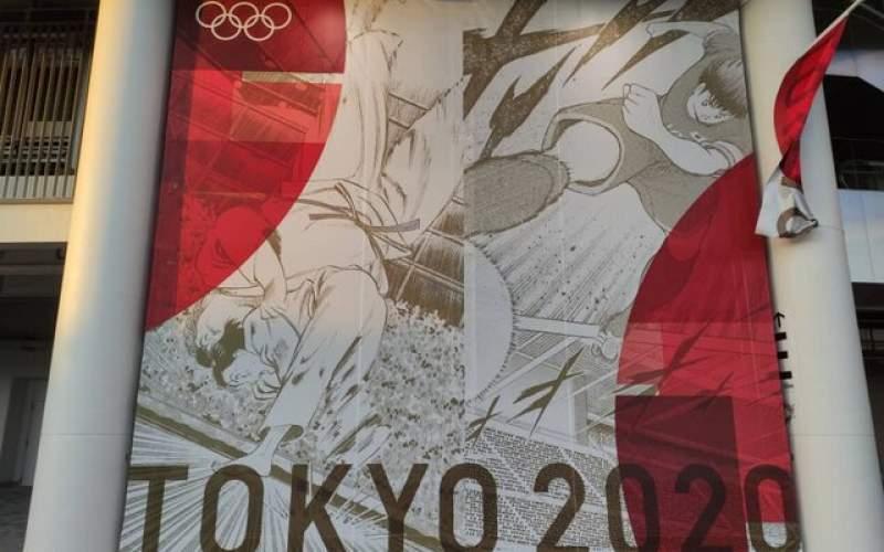 حال و هوای محل افتتاحیه المپیک